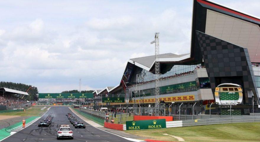 Silverstone, formula 1