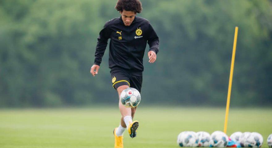 Allenamento Borussia Dortmund