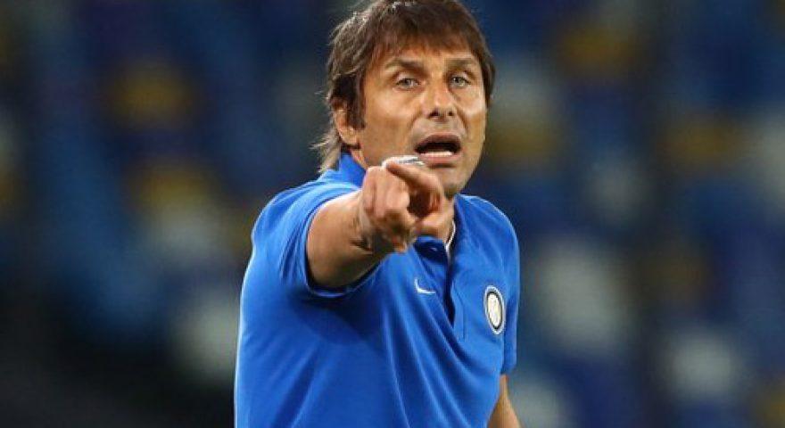 Antonio Conte - Inter official twitter