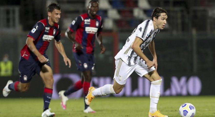 Crotone Juventus