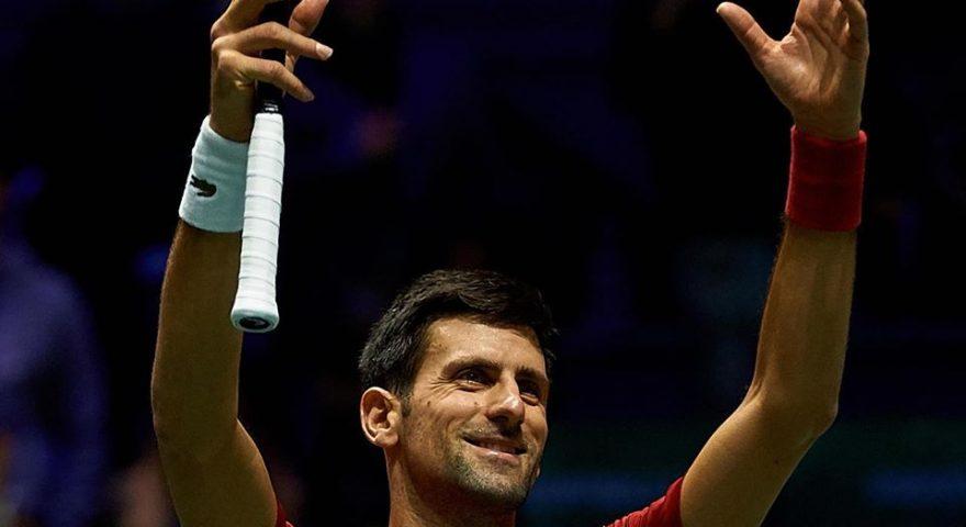 Djokovic tennis
