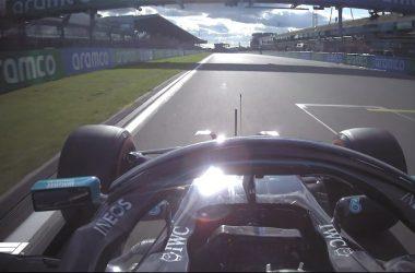 bottas in pole position a Eifel