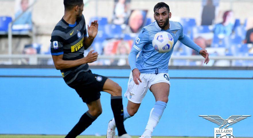 Fares all'esordio con la Lazio