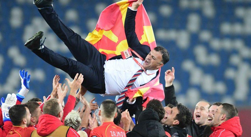 festeggiamenti macedonia