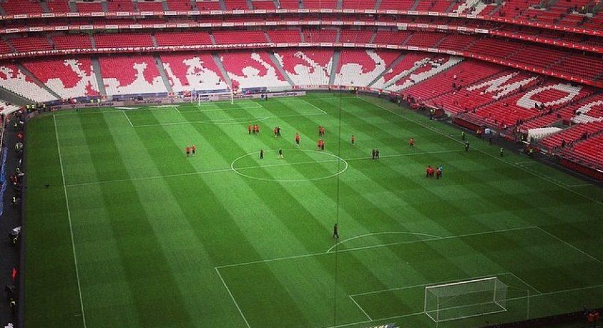 L'estadio da Luz di Lisbona