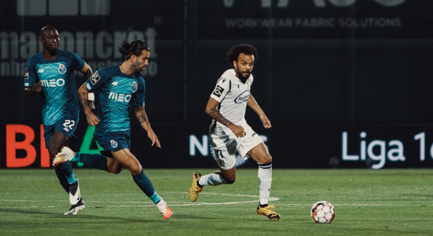 Famalicao Porto Primeira Liga