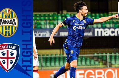 Hella Verona - Cagliari 2019-2020 Highlights