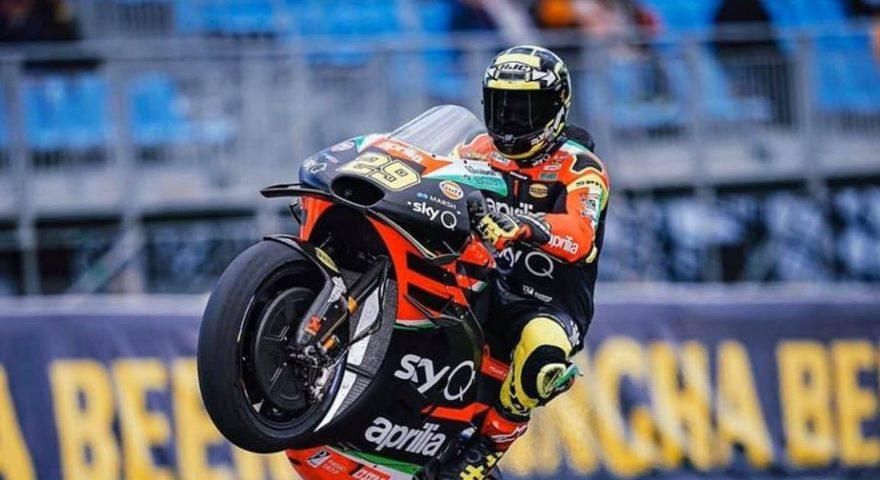 Iannone moto gp