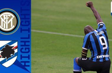 Inter-Sampdoria 2019-2020 Highlights