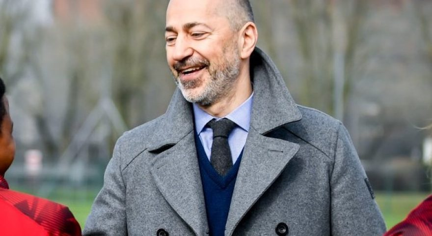 Ivan Gazidis - Ac Milan