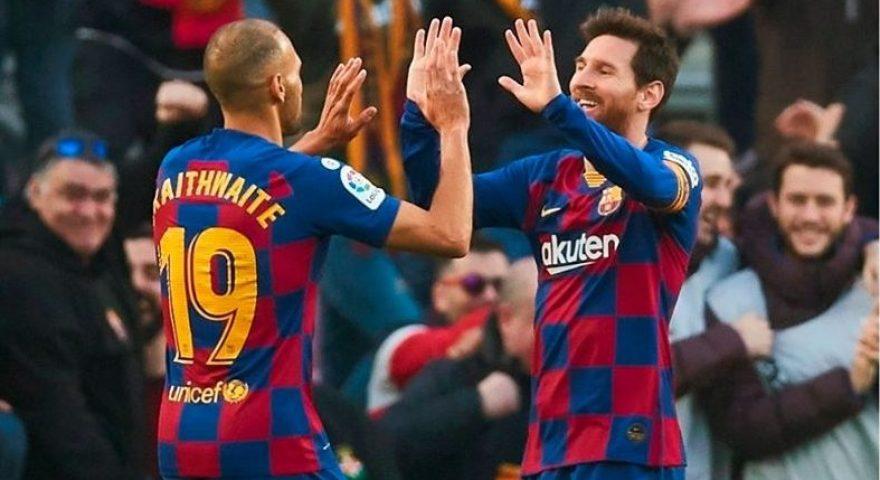 Liga Barcellona