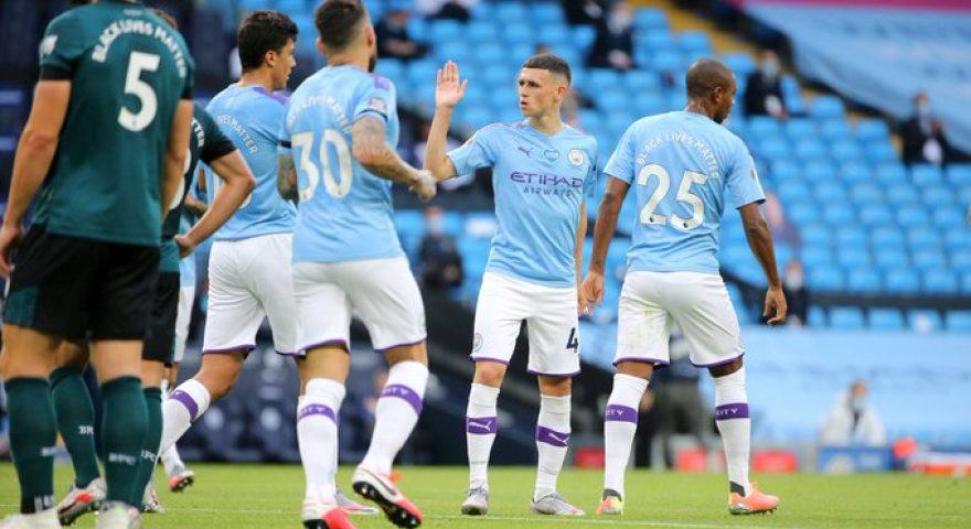 Manchester City - official twitter