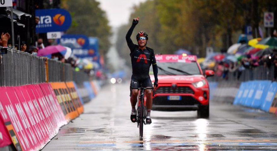 Narvaez - Giro d'Italia