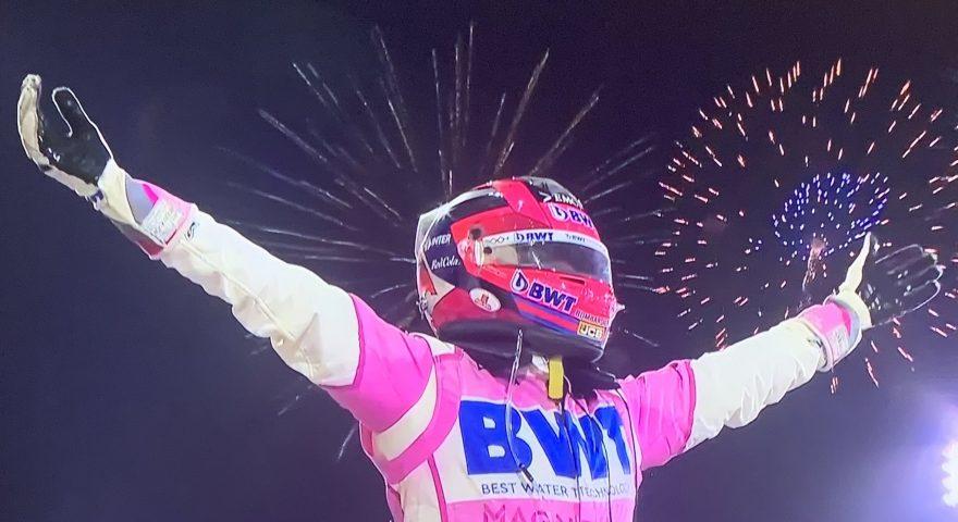 Perez Racing Point