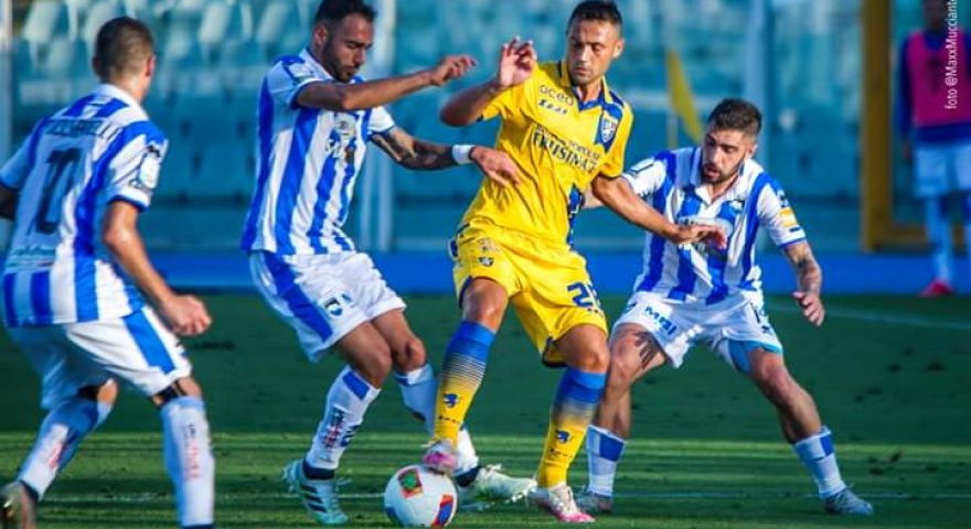 Pescara official twitter