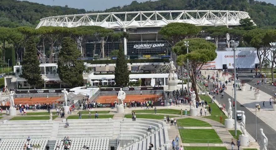 Foro italico tennis