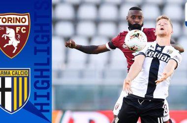 Torino-Parma 2019-2020 Highlights