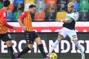 Udinese Benevento