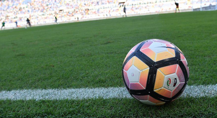 Pallone Ufficiale Serie A. Official Serie A Ball Roma 27-08-2016  Stadio OlimpicoCampionato Serie A, Lazio - Juventus Foto Andrea Staccioli / Insidefoto