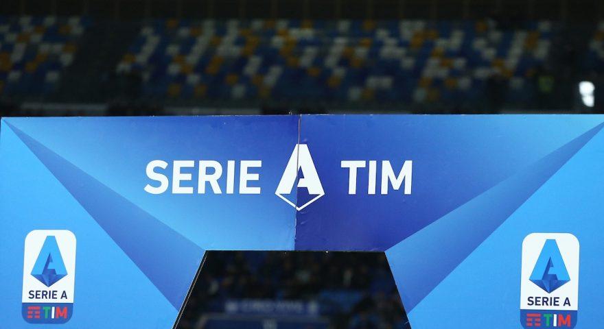 banner Serie ANapoli 29-02-2020 Stadio San Paolo Football Serie A 2019/2020 SSC Napoli - Torino FCPhoto Cesare Purini / Insidefoto