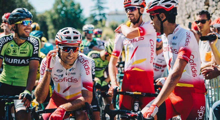 ciclismo vuelta 2 spagna